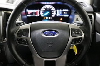 2016 Ford Everest UA MY17 Trend Black 6 Speed Automatic SUV