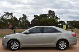 2009 Toyota Aurion GSV40R Prodigy Silver 6 Speed Sports Automatic Sedan