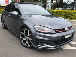 2019 Volkswagen Golf 7.5 MY19.5 GTI DSG Grey 7 Speed Sports Automatic Dual Clutch Hatchback.