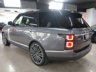 2019 Land Rover Range Rover L405 19MY Autobiography Corris Grey 8 Speed Sports Automatic Wagon.