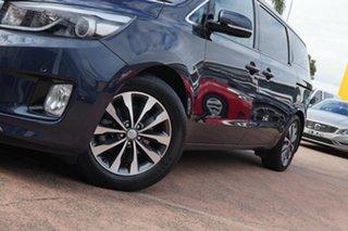 2015 Kia Carnival YP MY15 SLi Grey 6 Speed Automatic Wagon.