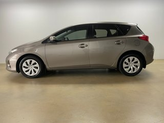 2013 Toyota Corolla ZRE182R Ascent Grey 7 Speed CVT Auto Sequential Hatchback