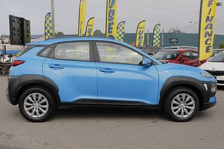 2019 Hyundai Kona OS.2 MY19 Go 2WD Blue Lagoon 6 Speed Sports Automatic Wagon