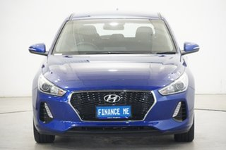 2019 Hyundai i30 PD2 MY19 Active Blue 6 Speed Sports Automatic Hatchback.