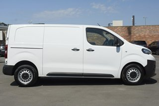 2021 Peugeot Expert K0 MY20 150 HDi SWB White 6 Speed Automatic Van