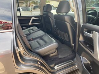 2016 Toyota Landcruiser VDJ200R VX 6 Speed Sports Automatic Wagon