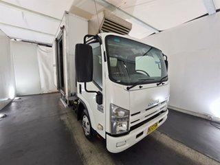 2011 Isuzu N Series White.
