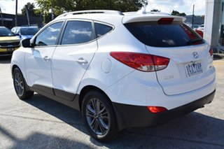 2013 Hyundai ix35 LM2 Elite AWD White 6 Speed Sports Automatic Wagon.