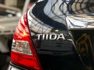 2006 Nissan Tiida C11 ST-L Black 6 Speed Manual Sedan