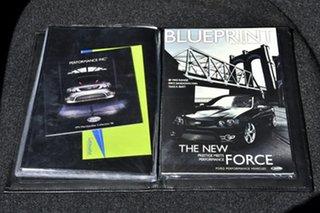 2007 Ford Performance Vehicles GT BF Mk II Black 6 Speed Sports Automatic Sedan