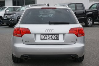 2007 Audi A4 B7 Avant Multitronic Silver 7 Speed Constant Variable Wagon