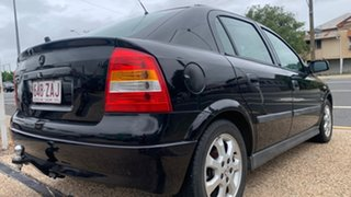 2005 Holden Astra Equipe Black 5 Speed Manual Hatchback