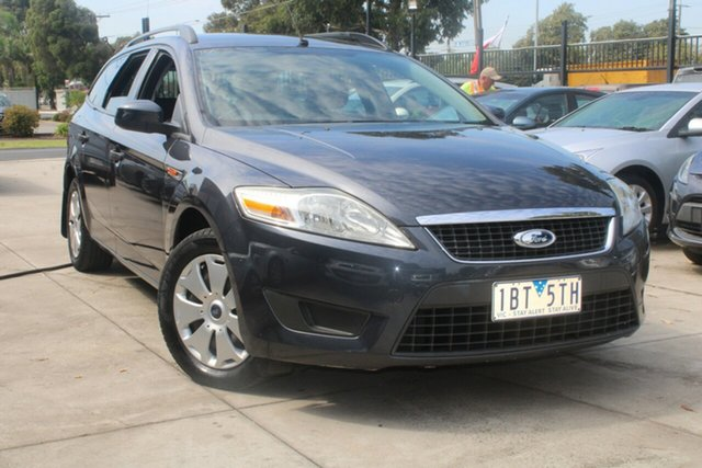 Used Ford Mondeo MB LX West Footscray, 2010 Ford Mondeo MB LX Grey 6 Speed Automatic Wagon