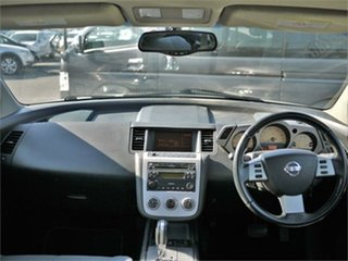 2007 Nissan Murano Z50 ST Silver Constant Variable Wagon