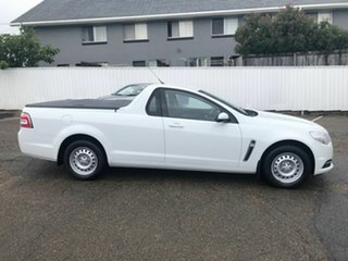 2015 Holden Ute VF II MY16 Ute White 6 Speed Sports Automatic Utility.