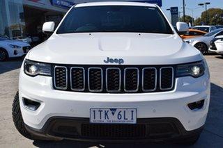 2017 Jeep Grand Cherokee WK MY17 Laredo White 8 Speed Sports Automatic Wagon.