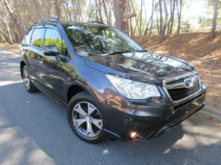 2015 Subaru Forester S4 MY15 2.5i-L CVT AWD Special Edition Grey 6 Speed Constant Variable Wagon.
