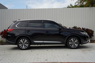 2018 Mitsubishi Outlander ZL MY19 LS AWD Black/black Ve 6 Speed Sports Automatic Wagon