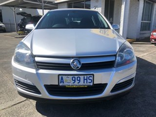 2004 Holden Astra AH CDX Silver 4 Speed Automatic Hatchback