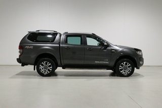 2017 Ford Ranger PX MkII MY17 Update Wildtrak 3.2 (4x4) Grey 6 Speed Automatic Dual Cab Pick-up