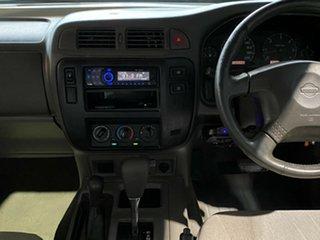 1999 Nissan Patrol GU ST Gold 4 Speed Automatic Wagon