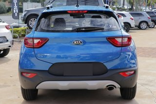 2021 Kia Stonic YB MY21 S FWD Sporty Blue 6 Speed Automatic Wagon