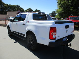 2018 Holden Colorado RG MY18 Z71 White 6 Speed Automatic Dual Cab