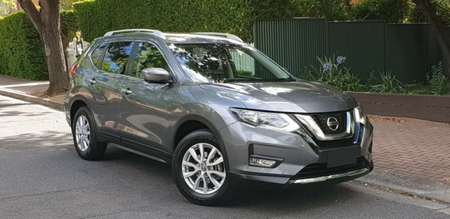New Nissan X-Trail T32 MY21 ST-L X-tronic 2WD Nailsworth, 2021 Nissan X-Trail T32 MY21 ST-L X-tronic 2WD Gun Metallic 7 Speed Constant Variable Wagon