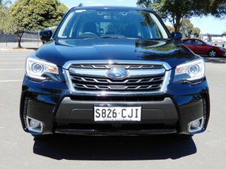 2018 Subaru Forester S4 MY18 XT CVT AWD Premium Black 8 Speed Constant Variable Wagon.