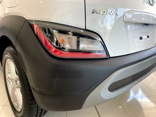 2021 Hyundai Kona Os.v4 MY21 2WD Atlas White 8 Speed Constant Variable Wagon