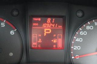 2016 Isuzu D-MAX MY15 SX Crew Cab White 5 speed Automatic Utility