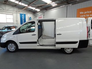 2015 Fiat Scudo Low Roof LWB White 6 Speed Manual Van