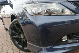 2016 Toyota Aurion GSV50R Sportivo Blue 6 Speed Sports Automatic Sedan.