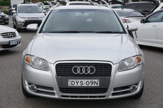 2007 Audi A4 B7 Avant Multitronic Silver 7 Speed Constant Variable Wagon.