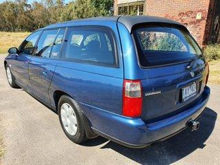 2001 Holden Commodore VX Executive Blue Automatic Wagon