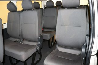 2015 Toyota HiAce TRH223R Commuter High Roof Super LWB French Vanilla 6 speed Automatic Bus