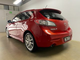 2013 Mazda 3 BL Series 2 MY13 SP25 Red 6 Speed Manual Hatchback