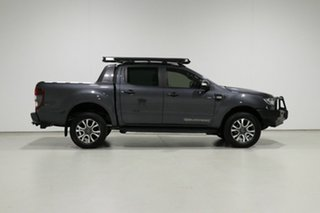 2019 Ford Ranger PX MkIII MY19.75 Wildtrak 3.2 (4x4) Grey 6 Speed Automatic Double Cab Pick Up