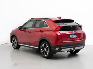 2018 Mitsubishi Eclipse Cross YA MY18 Exceed (AWD) Red Continuous Variable Wagon