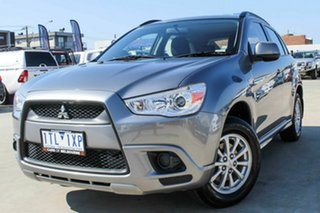 2011 Mitsubishi ASX XA MY11 2WD Brown 5 Speed Manual Wagon.
