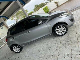 2013 Mazda 2 Maxx Silver Automatic Hatchback