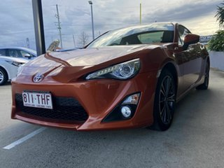 2013 Toyota 86 GTS Orange 6 Speed Automatic Coupe