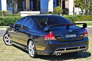 2007 Ford Performance Vehicles GT BF Mk II Black 6 Speed Sports Automatic Sedan.