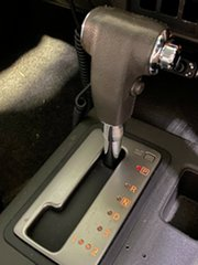 2009 Nissan Navara D40 ST Black 5 Speed Automatic Utility