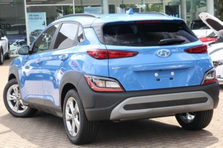 2021 Hyundai Kona Os.v4 MY21 Active 2WD Dark Knight 8 Speed Constant Variable Wagon.