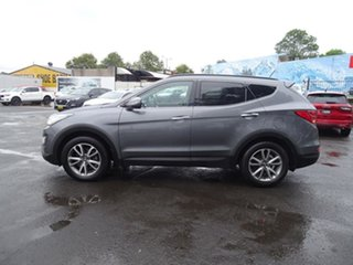 2013 Hyundai Santa Fe DM MY13 Elite Grey 6 Speed Automatic Wagon