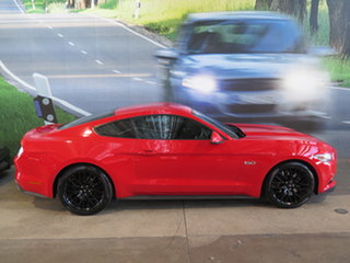 2016 Ford Mustang FM Fastback GT 5.0 V8 Red 6 Speed Automatic Coupe.