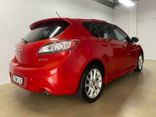 2013 Mazda 3 BL Series 2 MY13 SP25 Red 6 Speed Manual Hatchback.