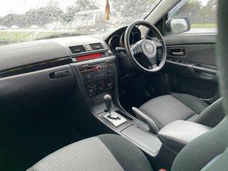 2006 Mazda 3 BK10F1 Maxx Sport Silver 4 Speed Sports Automatic Hatchback