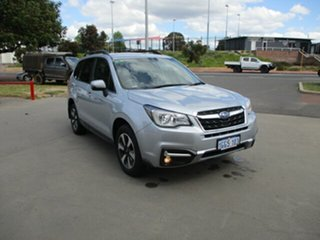 2017 Subaru Forester S4 MY16 2.5i-L CVT AWD Silver CVT Auto Sequential.